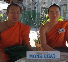 Monk Chat by Licia