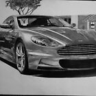 Aston Martin DBS by William Lo