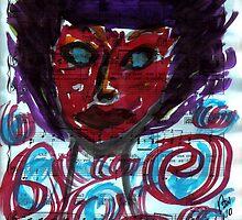Sheer Panic/4th in beyond blue series by bev langby