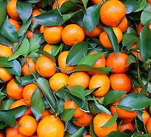 Mandarins by HPJapan