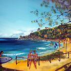 Agnes Water Beach QLD AUS by robert (bob) gammage
