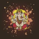 SHREE GANESHA by Saksham Amrendra