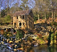 The Old Mill by Kate Adams