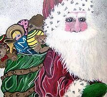 Santa Claus by DawnT