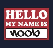 The noob badge by angelicbiscuit
