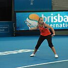 Dokic - Brisbane International by MickDee