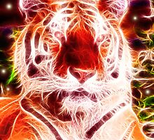 ~Strength~ *Siberian Tiger*  by midnightdreamer