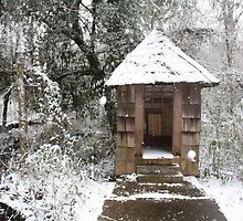 The Little Chapel in Snow by suzannem73