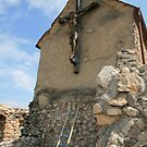 Rasnov Crucifix by ellismorleyphto