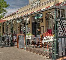 Taki's Pub by awefaul