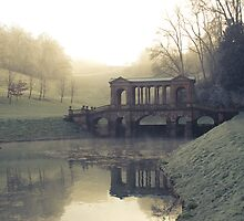 Palladian Bridge, Prior Park by Anita Schep
