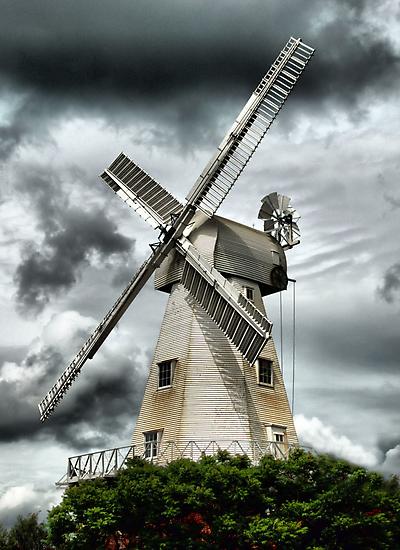 Willesborough Windmill .Ashford , Kent by JEZ22