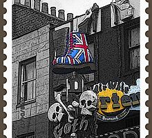 Dr Martens UK Flag Boot by mousepotato66