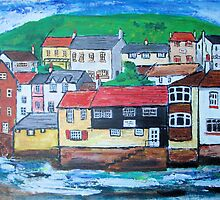 Polperro by Woodie