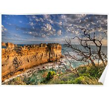 Reach For The Sky #2 - Twelve Apostles, Great Ocean Road - The HDR Experience Poster