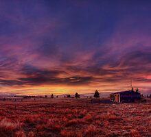 Autumn Dawn by Tony Burton