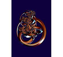 Spiry spirals Photographic Print