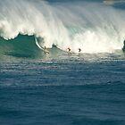 Waimea Bay Masters by kevin smith  skystudiohawaii