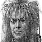 Jareth's Portrait by Jon Winston