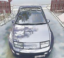 Nissan 300ZX by Ausgirl60