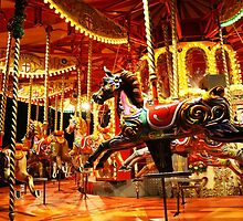 Carousel by pixeljar