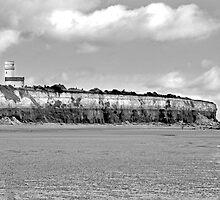 Hunstanton Lighthouse, Norfolk by johnny2sheds