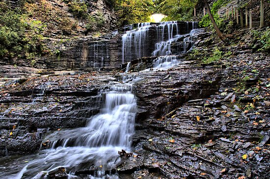 Ithaca's Hidden Secret by Jeff Palm Photography