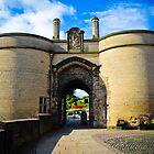 Nottingham castle by Jaime Pharr
