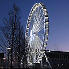 Liverpool Big Wheel at Night by PhotogeniquE IPA