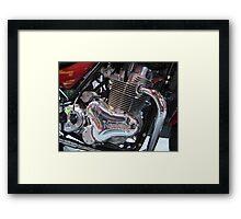 Norton Commando 961 Framed Print