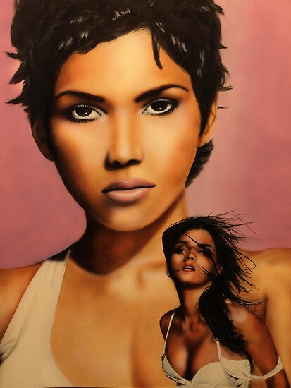 HALLE BERRY by carss66