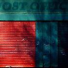 Post Office by Mark  Coward