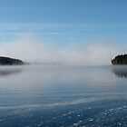 Sunrise on Lake Francis-Pittsburg,NH by mmcc0713