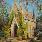 Chapel in The Woods by HDPotwin