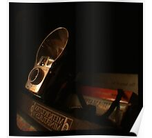 Old Books and Camera- TTV Poster