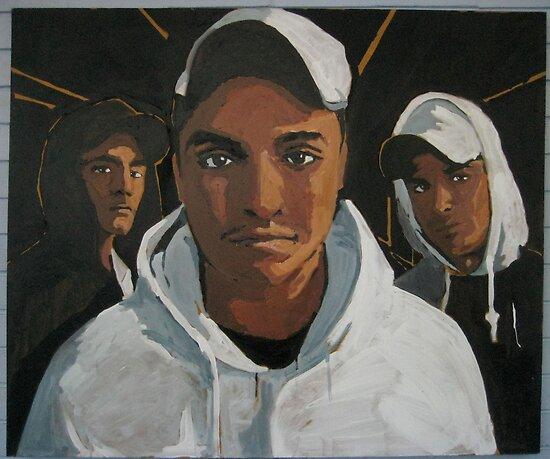 The Boyz by Pete Gailey
