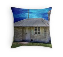 The Old Laundry (c.1896), Cape Leeuwin, Augusta, Western Australia Throw Pillow