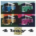 4 bay 4 vw camper van  by tallview