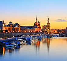 Dresden by WOODU