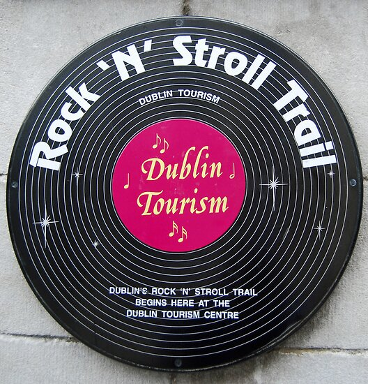 Rock n' Roll - Dublin by Ferdinand Lucino