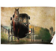 Pennsylvania - Amish Country Poster