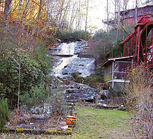 Sylvan Falls Mill by Janie Oliver