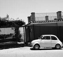 Fiat 500 Taormina Coast by MissR