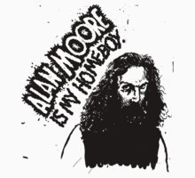 ALAN MOORE IS MY HOMEBOY. by Dopeduds