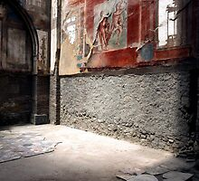 Herculaneum after Vesuvius, Naples by Di Mackey