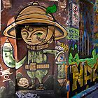 Hosier Lane 1 - Melbourne by Hans Kawitzki