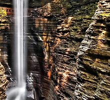 Cavern Falls  by Jeff Palm Photography
