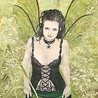 Fairy Self Portrait by Nicola McIntosh