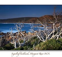 Sugarloaf backbeach, Cape Naturaliste, Western Australia by thorpey