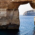 Through the Azure Window by PhotoWorks